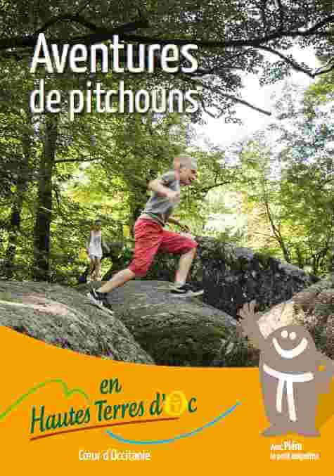 guide pitchouns Hautes Terres d'Oc